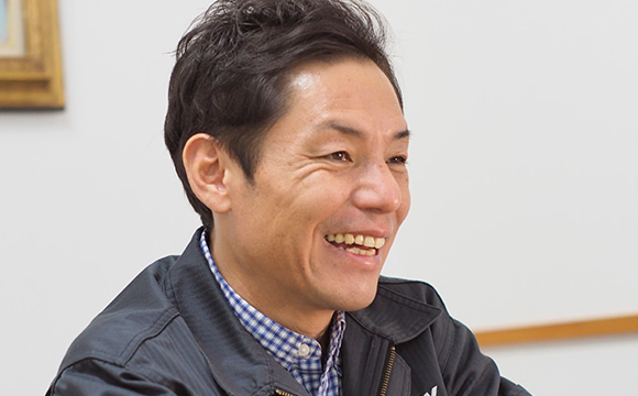 株式会社ケーエムケー 代表取締役社長 川島 隆教