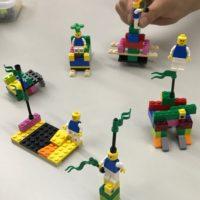 『レゴ®シリアスプレイ®メソッドと教材を活用したワークショップの実施』